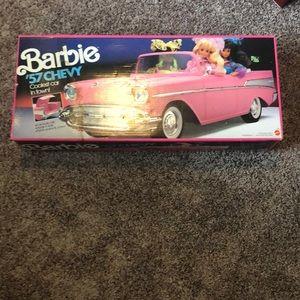 1990 '57 Chevy Barbie Car